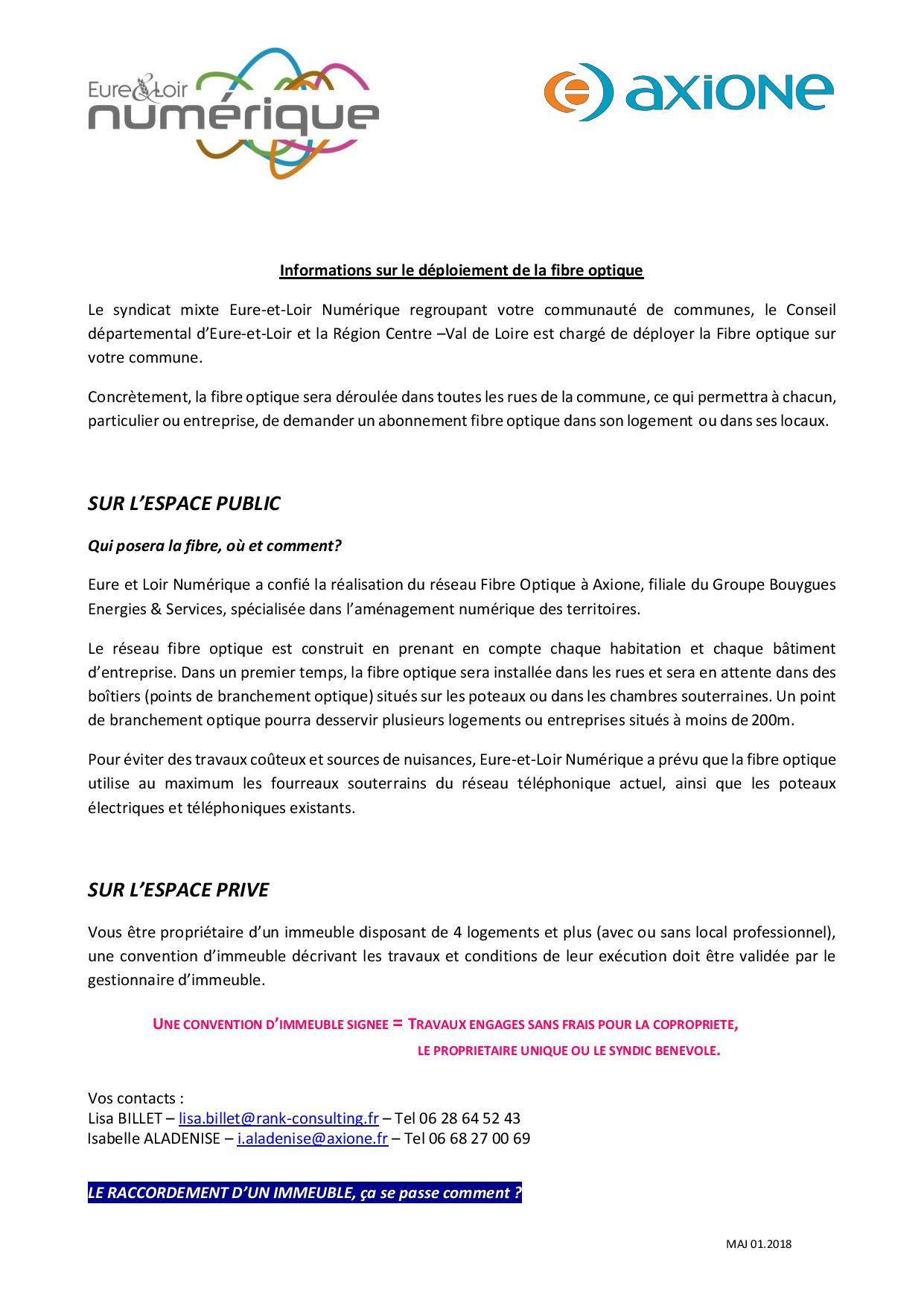 Info Générale Fibre – Page 1