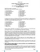 PV INSTALLATION DU NOUVEAU CONSEIL- 28-05-2020